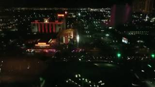 Mandalay Bay Las Vegas Shooting Aftermath perspective from MGM Grand