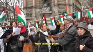 Women Against The Gaza Blockade- Eng. subt