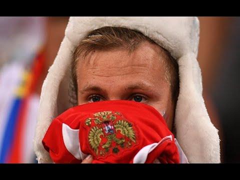 The Washington Post (США): Россия представила новую футбольную форму с перевернутым флагом.