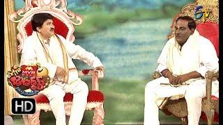Rocket Raghava Performance | Extra Jabardasth | 23rd November 2018 | ETV  Telugu