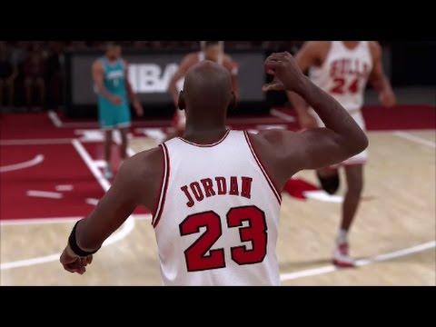 NBA 2K17 The Legends