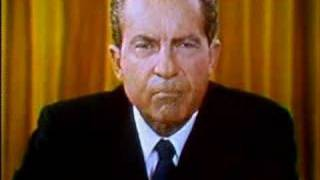 Richard Nixon 1969 Great Silent Majority