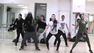 Dancehall class Janča J Vybz Kartel Buss My Gun