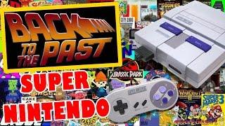 CVG - Volviendo al Pasado - Episodio 8 Super Nintendo (SNES)