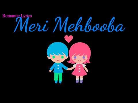 Meri Mehbooba - Pardes | Shahrukh Khan |...