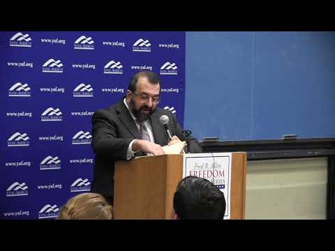 Robert Spencer at Stanford University: November 14, 2017