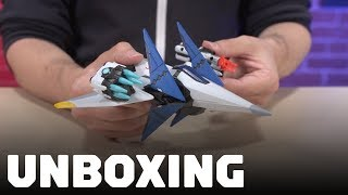 Unboxing Starlink: Battle for Atlas' Star Fox Starter Kit