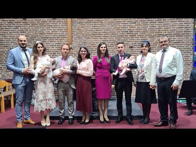 LIVE Biserica Elim Frankfurt Serviciu de binecuvântare