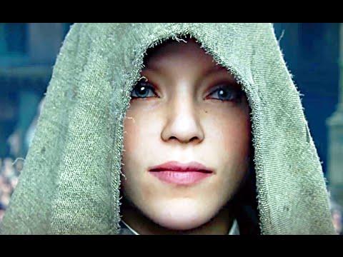 Assassin's Creed Unity All Cutscenes The Movie