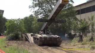 Militärfahrzeug Treffen Full 2013 Brückenlegepanzer