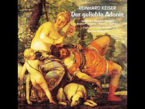 Keiser Reinhard - Der geliebte Adonis (1697)