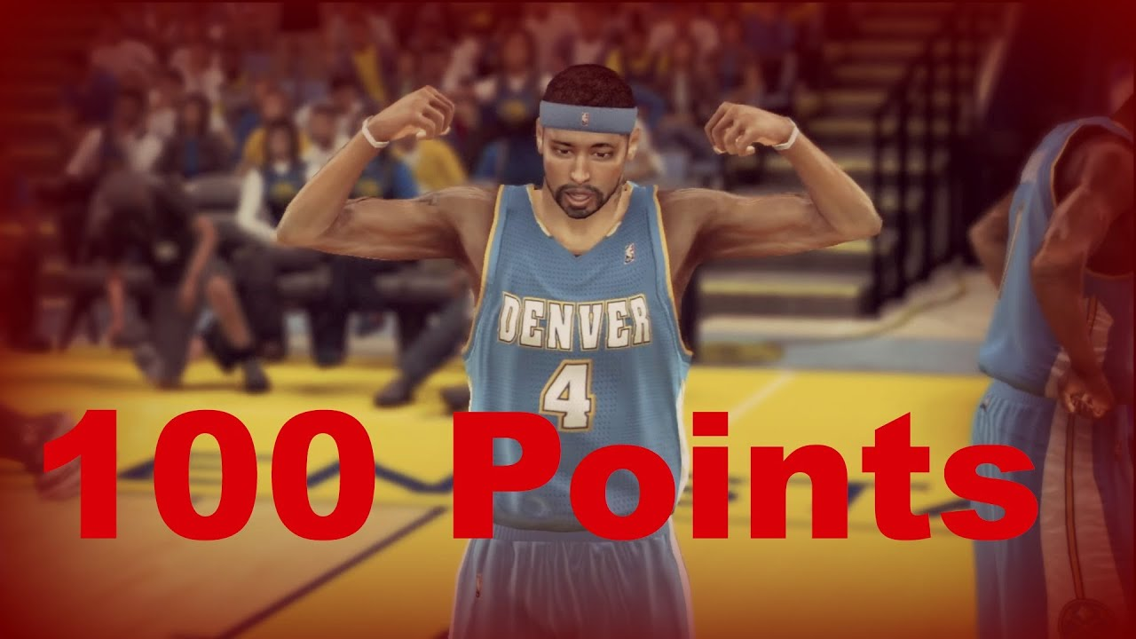 100 Points In One Game Wilt Chamberlain Record Ft Cool