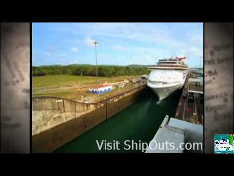 Carnival Cruise Lines Panama Canal Vacation Video