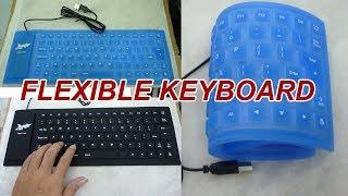 Keyboard Fleksibel