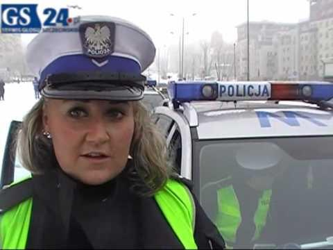 Akcja Policji W Szczecinie