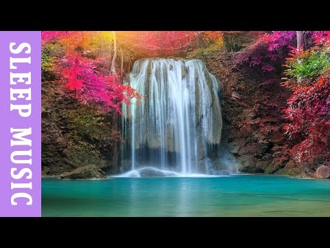 Deep Sleep Music, Falling Asleep:  Calming Harp Music, meditation,  relaxing music, 3 Hours #2020