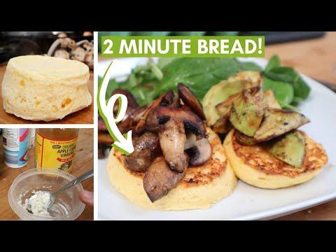 2-minute-keto-bread-roll-recipe!-//-no-nuts-or-dairy