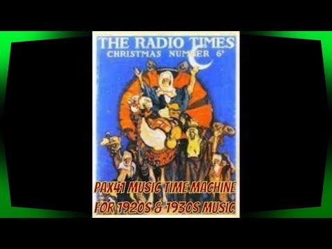 1930s Christmas Music - Adeste Fideles  @Pax41