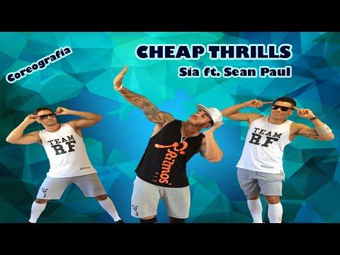 Cheap Thrills - Sia ft. Sean Paul ( Ritmos...