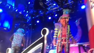 Final Night of Mad T Party - Double Encore (Lets Go Crazy - Don