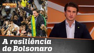 André Marinho comenta a resiliência de Bolsonaro