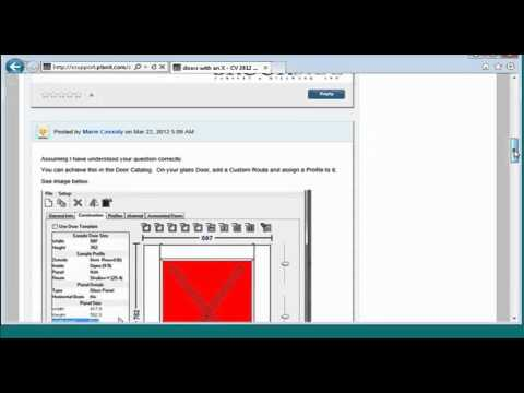 March 2012 CV Tech Tuesday Webinar - Tour of eSupport