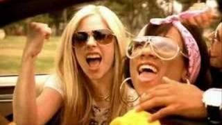 Avril Lavigne - Girlfriend Remix (ft. Lil