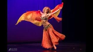 Gambar cover Belly Dancer Ekaterini - Talisman - Wollongong Belly Dance Festival 2017