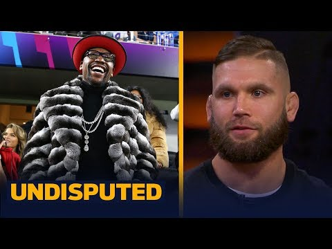 Jeremy Stephens on Floyd Mayweather calling out Conor McGregor, again | UNDISPUTED