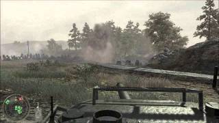 "Call of Duty: World at War- Mission 8: Blood and Iron ""Veteran Mode"""