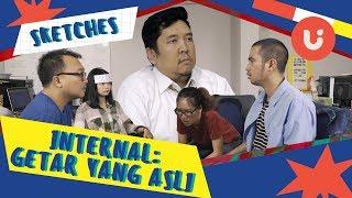 Download Video GETAR YANG ASLI (Sketch Internal Part 2) MP3 3GP MP4