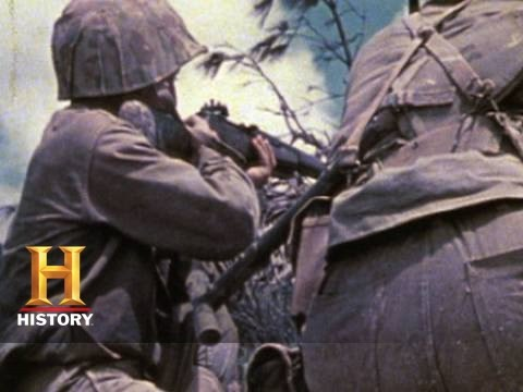 World War II in HD: Okinawa | History