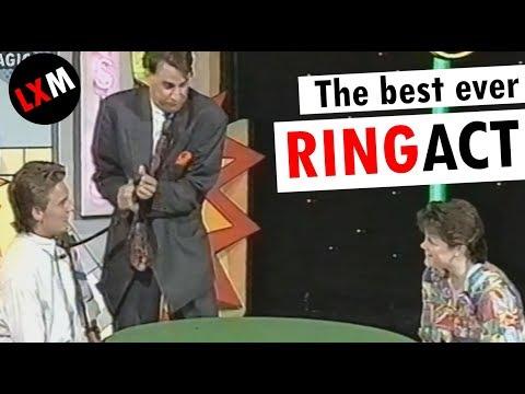 Magic with Spectator's Ring (David Williamson)