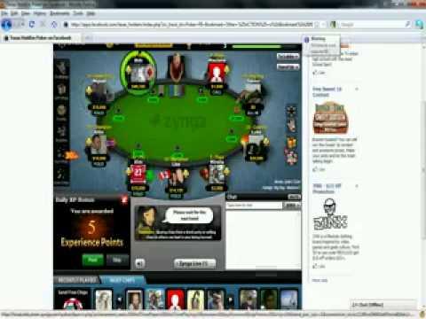 Free poker bot zynga
