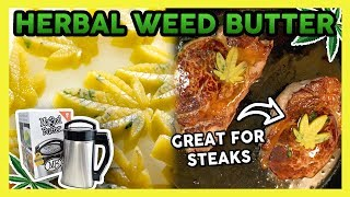 How to Make CANNABUTTER!