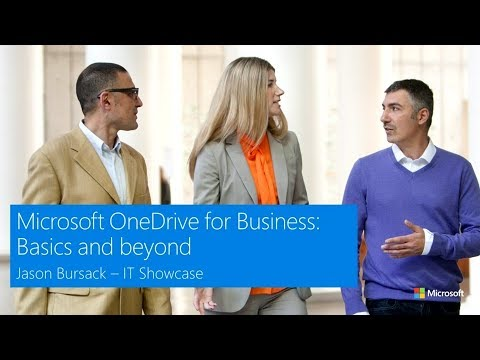 Microsoft OneDrive for Business: Basics and beyond