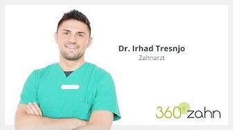 Zahnarzt Dr. med. dent. Irhad Tresnjo | 360°zahn Zahnärzte stellen sich vor