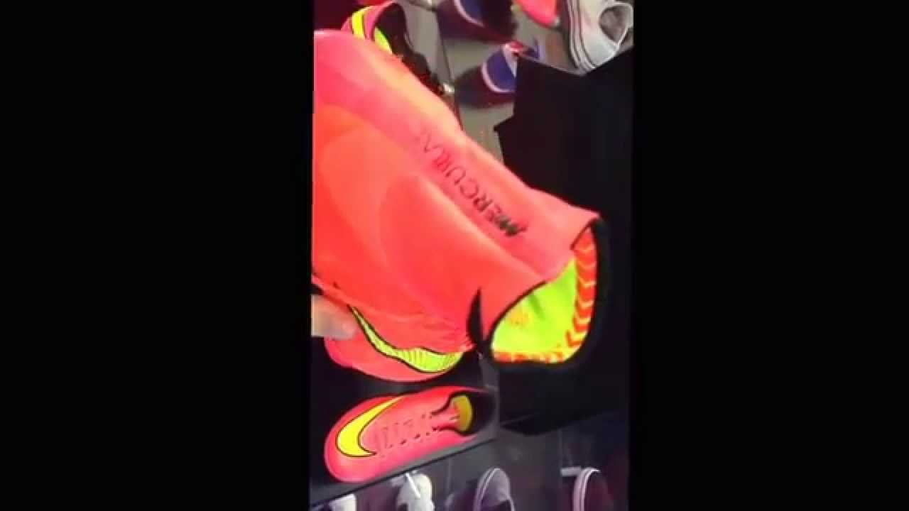 detailed look 4905b c7f91 Nike Mercurial Vapor Superfly 4 worn at the FIFA World Cup 2014 Brazil
