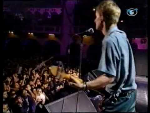 GREEN DAY 2000 Light Years Away Live HIGH QUALITY