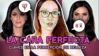 LA CARA PERFECTA | Claves en la percepción de belleza y la máscara de Marquardt