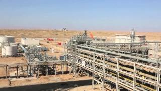 Gazprom Neft begins commercial production and oil deliveries from the Badra field in Iraq