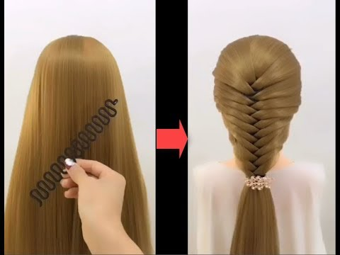 Top 10 amazing hairstyles ♥ Hairstyles Tutorials ♥ Easy ...
