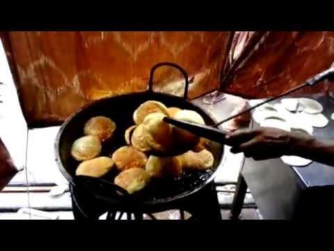 Bangladeshi Street Food   Dal Puri ( নওগাঁর ডাল পুরি )  by Street FOOD & Travel TV Bangladesh