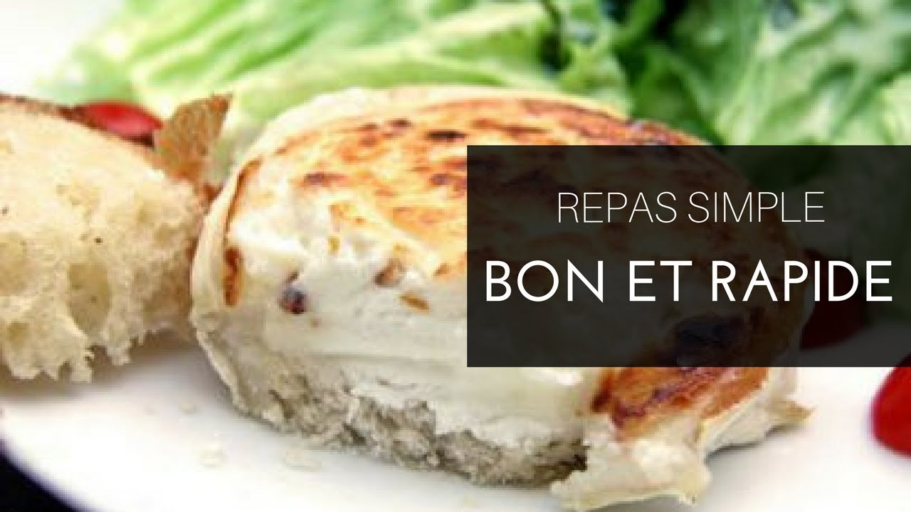 Comment Faire Un Repas Simple Bon Sain Et Rapide Youtube