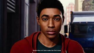 Spider Man Ps4 2018 All Cut Scenes Of Miles Morales - Movie