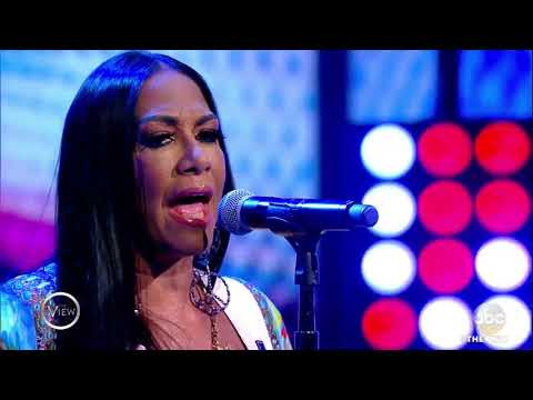Sheila E. Performs 'Funky National Anthem' | The View