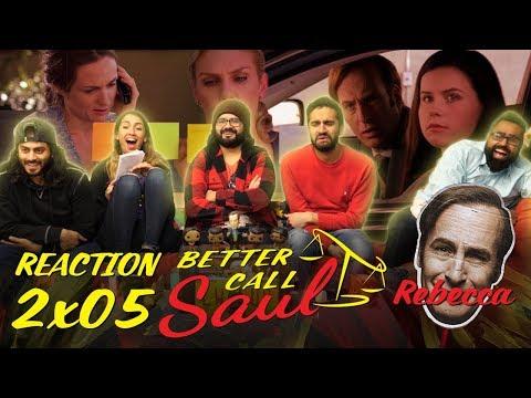 Better Call Saul - 2x5 Rebecca - Group Reaction