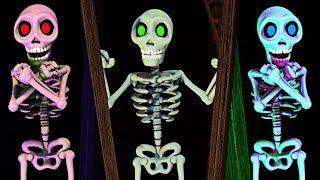 Chumbala Cachumbala | 3D Halloween Songs For Kids | Hoopla Halloween thumbnail