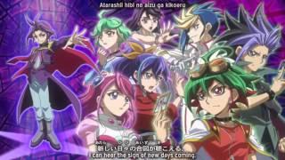 Yu Gi Oh! Arc V Opening 4 HD