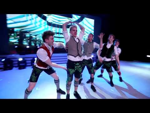 Breakdance in Lederhosen - Full Show | DDC Breakdance